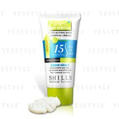 SHILLS - Painless Hair Removal Fast-Acting Hair Removal Cream