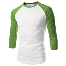 TheLees - Color-Block Raglan-Sleeve T-Shirt