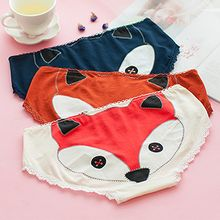 Saacheer - Fox Print Panties