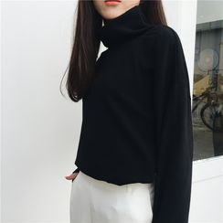 COOKIS - Turtleneck Sweater
