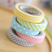 School Time - Patterned Masking Tape