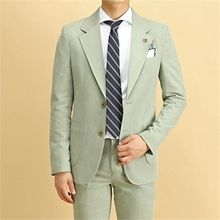 THE COVER - Notched-Lapel Patch-Pocket Blazer