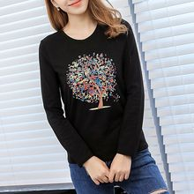 Q.C.T - Print Long-Sleeve T-shirt