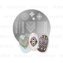 LUCKY TRENDY - Crayon Nail Stamp (Ethnic)
