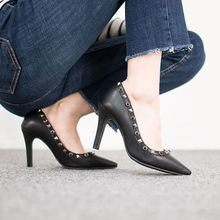 VIVIER - Studded-Detail Pumps