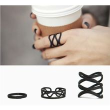 Coolgirl - Set Of 3: Rings