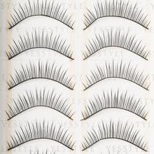 Eye's Chic - Professional Eyelashes #3-846 (10 pairs)