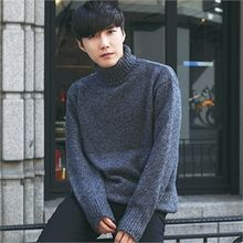 MITOSHOP - Turtle-Neck Sweater