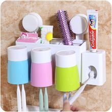 VANDO - Toothbrush & Toothpaste Holder