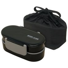 Skater - Mode Line 2 Layer Tight Lunch Box