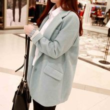 OTTI - Double Button Long Coat