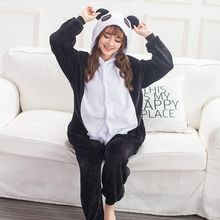 Zooark - Panda Fleece Party Costume