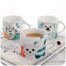 Momoi - Animal Ceramic Cup