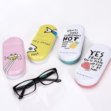 School Time - Print Glasses Case