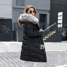 Cobogarden - Furry Hooded Down Coat