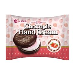The Saem - Chocopie Hand Cream Strawberry 35ml