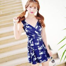 Charmaine - Print Swimdress