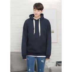 GERIO - Hooded Colored Sweatshirt