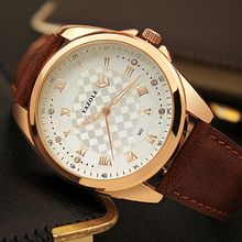 YAZOLE - Retro Strap Watch