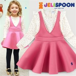 JELISPOON - A-Line Jumper Dress