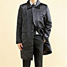 THE COVER - Single-Breasted Trench Coat
