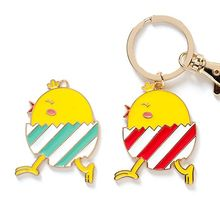 KIITOS - Chicken Key Chain