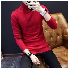 Best Gang - Turtleneck Knit Top