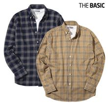 Seoul Homme - Button-Down Check Shirt