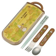 Skater - My Neighbor Totoro Cutlery Set