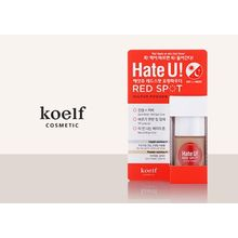 PETITFEE - Hate U Red Spot Sulfur Powder 15ml