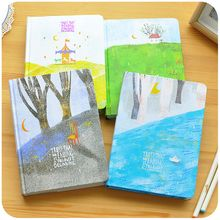 Momoi - Small Printed Notebook