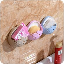 Eggshell Houseware - Wall Suction Soap Holder