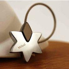 MILESI - Couple Star Key Holder