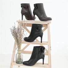 GLAM12 - High Heel Ankle Boots