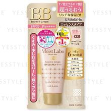 brilliant colors - Moist Labo BB Essence Cream SPF 50 PA++++ (#02 Shiny Beige)