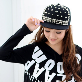 59 Seconds - 3-Row Studded Cap