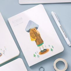 Cute Essentials - Printed Notebook (S)