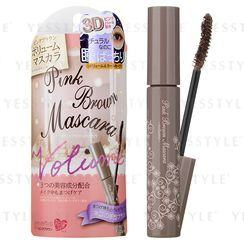 Fits - Love Switch Pink Brown Volume Mascara