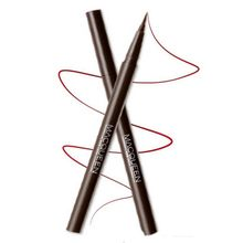 MACQUEEN - Waterproof Pen Eyeliner (#02 Deep Brown)