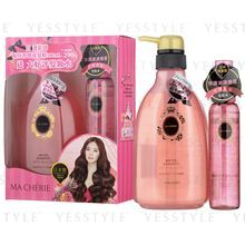 Shiseido - Ma Cherie Shampoo Set: Shampoo 500ml + Perfect Shower 90ml