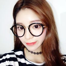 MOL Girl - Metal Arm Glasses