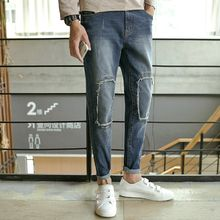 Bestrooy - Washed Tapered Jeans