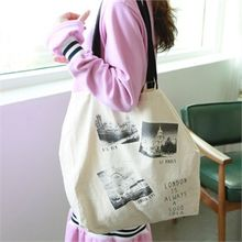 clicknme - Printed Lightweight Shopper Bag