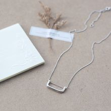Love Generation - Pendant Sterling Silver Necklace