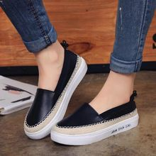 Charming Kicks - Panel Slip Ons