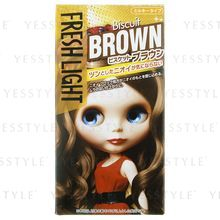 Schwarzkopf - Fresh Light Milky Hair Color (Biscuit Brown)