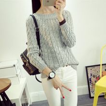 Hibisco - Cable Knit Sweater