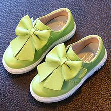 Luco - Kids Bow Accent Flats