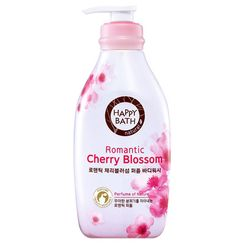 HAPPY BATH - Romantic Cherry Blossom Perfume Body Wash 500g
