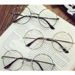 FROME - Retro Round Glasses Frame